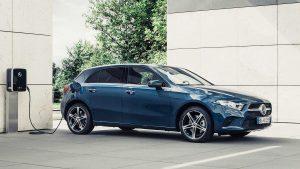 Mercedes Classe A Híbrido - Carros e Consórcios - Ailson Lino