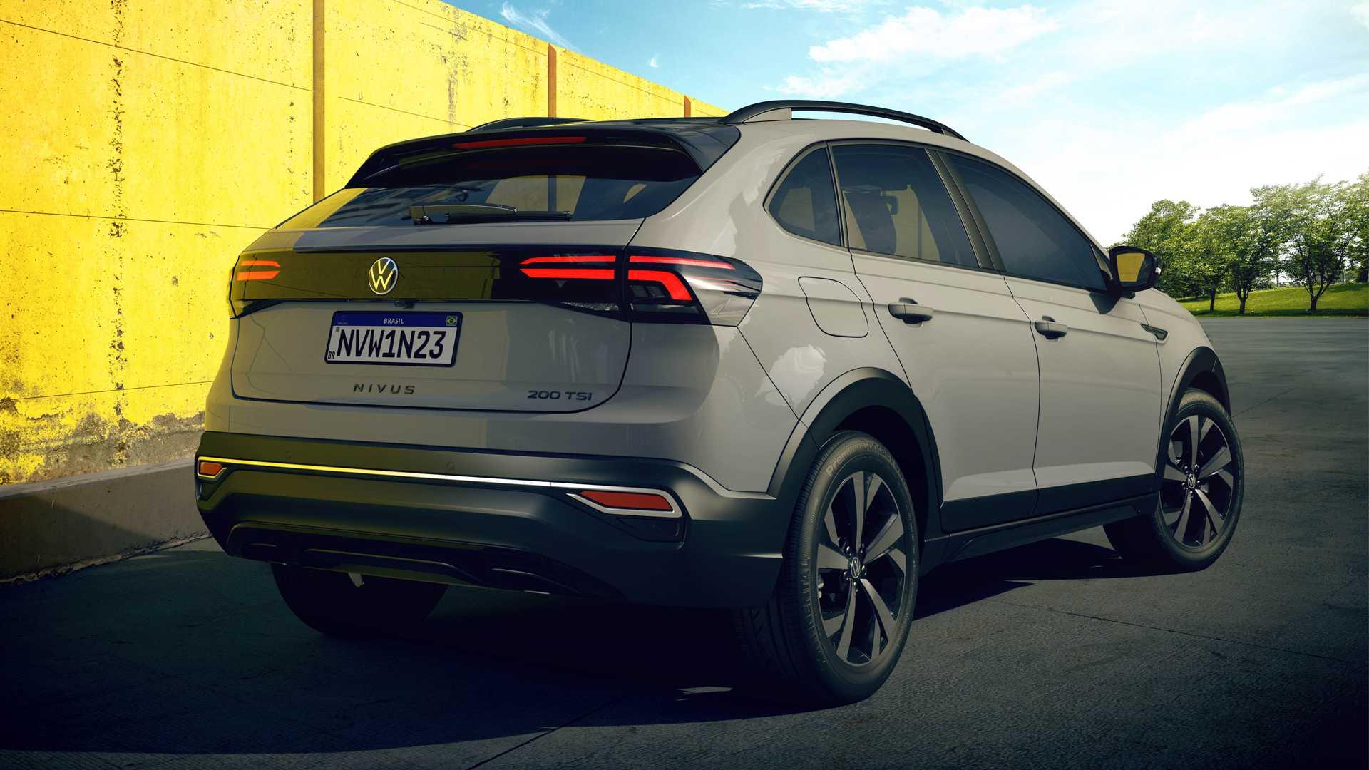 Novo Volkswagen Nivus 2021 - Carros e Consórcios - Ailson Lino